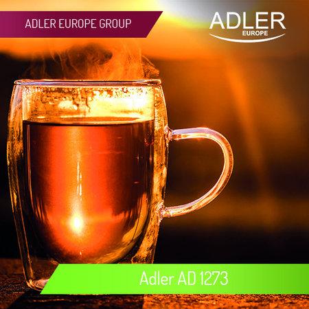 Adler Adler AD 1273 - Waterkoker - RVS - 1.0 liter