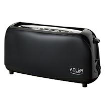 Adler AD 3206 - Broodrooster - zwart - 750 Watt