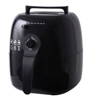 Moa Design Perfectfry Air Fryer hetelucht friteuse Black Pearl Edition