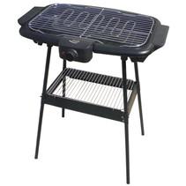 Adler AD 6602 - Elektrische barbecue - 2000 Watt - zwart