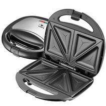 Lentz 29016 - Sandwichmaker - zwart - 750 Watt