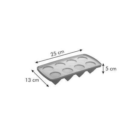 Tescoma - TE308905 - Ijsblokjesvorm-  diamant - roze