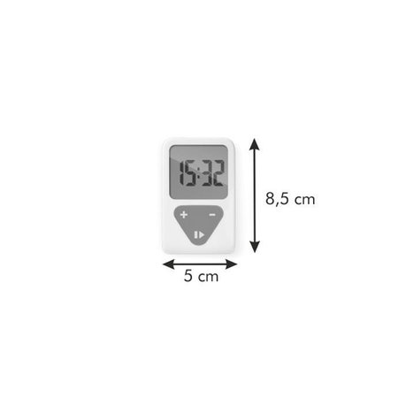 Tescoma - TE634480 - Kookwekker - digitaal - Accura