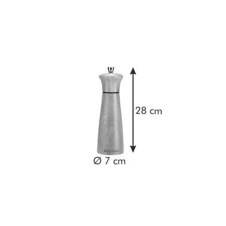 Tescoma - TE658223 - Peper en zoutmolen - hout  - 28 cm - Virgo wood