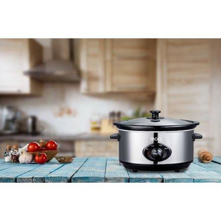 MOA MOA - Slow Cooker - 6.5 liter