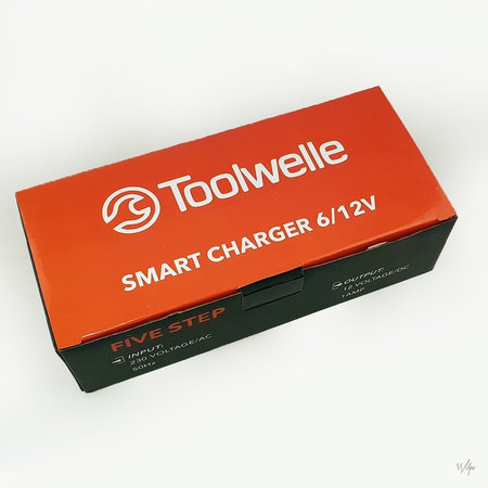 Toolwelle Toolwelle tw12 -  Druppellader -  Smart Charger - 6/12V