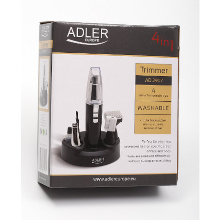 Adler Adler AD 2907 - Trimmer - set  - 4 in 1