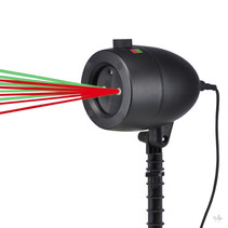 Ninyas Ledd1 - LED Verlichting - sterrenhemel - Laser class II