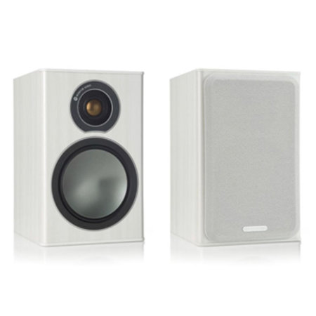 Monitor Audio Witte Speakers - Bronze 1