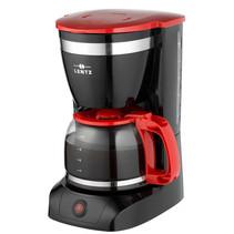 Lentz 74102 - Koffiezetautomaat - rood - 800 Watt