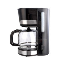 Lentz 74159 - Koffiezetapparaat - 1.5 liter - zwart