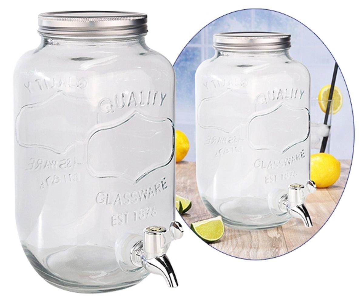Haushalt Haushalt 13083 - Waterkaraf 3 liter - drankautomaat