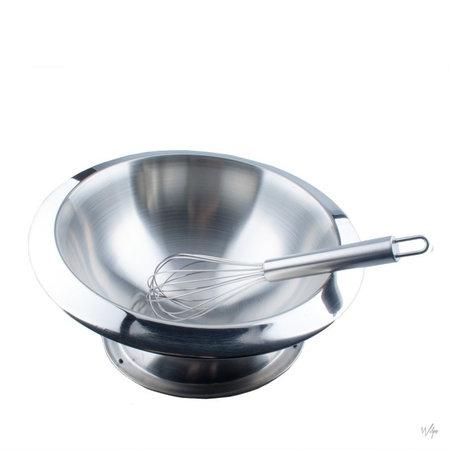 Haushalt Haushalt 23011 - Mixing bowl - mengschaal met garde