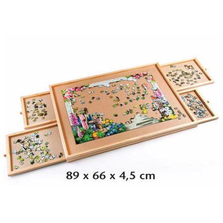 Puzzel tafel De luxe