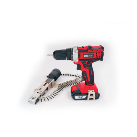 Fusion 25181 Accu boormachine met schroefautomaat