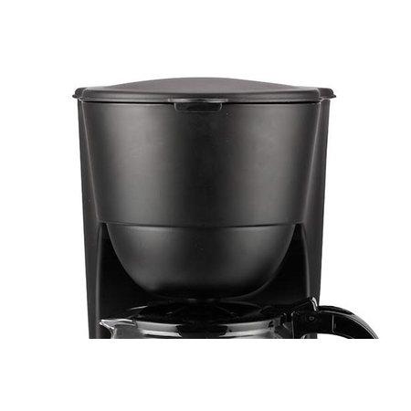 Lentz Lentz 74142 - Koffiezetapparaat -  1.25 liter - 750 Watt - zwart
