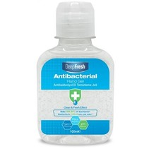 48 x handgel - deepfresh -  antibacterial - 100 ml