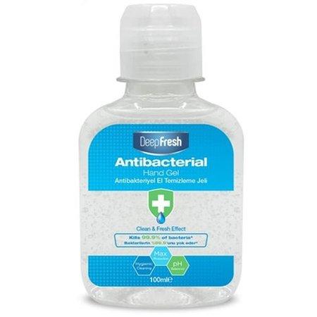 BeNice 48 x handgel - deepfresh -  antibacterial - 100 ml
