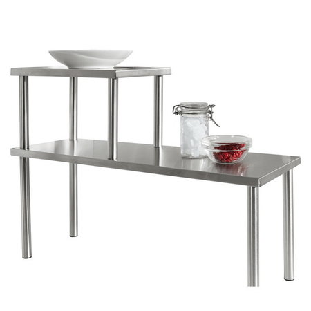 Michelino Michelino 46321 RVS keukenrek staand