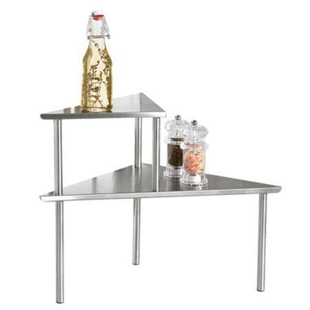 Michelino Michelino 46322 RVS keukenrek staand