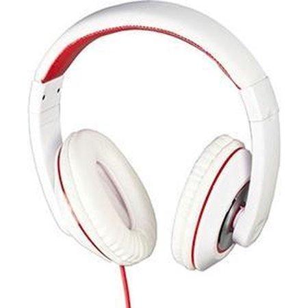 lentz Dynabass geluidsisolerende koptelefoon - wit