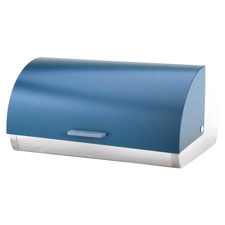 Michelino Michelino 46303 - Broodtrommel RVS - petrol blauw