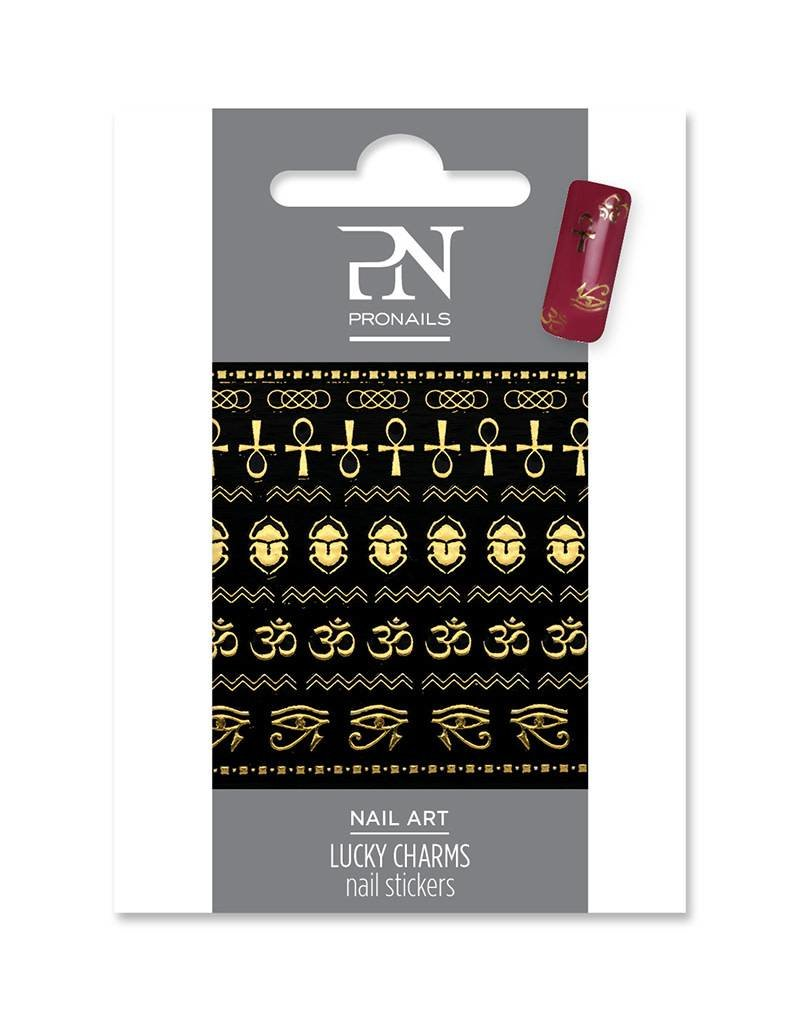 Nail Stickers Lucky Charms First Class Beauty Products Bv