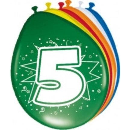 Goedkoop ballonnen 5 jaar online kopen
