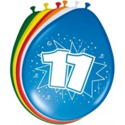 Goedkoop ballonnen 11 jaar online kopen
