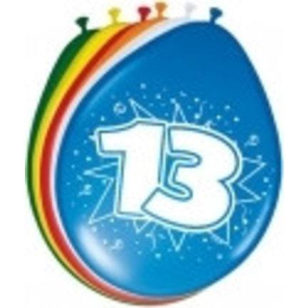 Goedkoop ballonnen 13 jaar online kopen