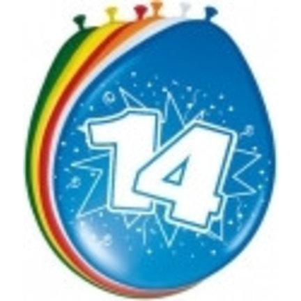 Goedkoop ballonnen 14 jaar online kopen