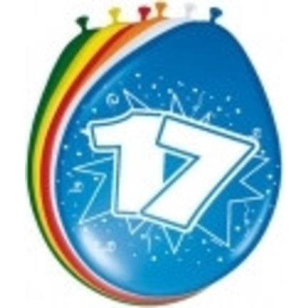 Goedkoop ballonnen 17 jaar online kopen