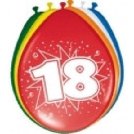 Goedkoop ballonnen 18 jaar online kopen