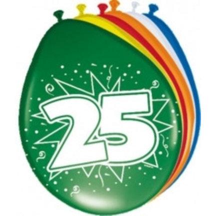 Goedkoop ballonnen 25 jaar online kopen