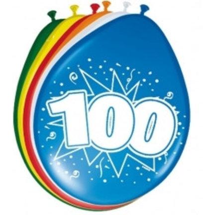 Goedkoop cijfer ballonnen 100 jaar online kopen