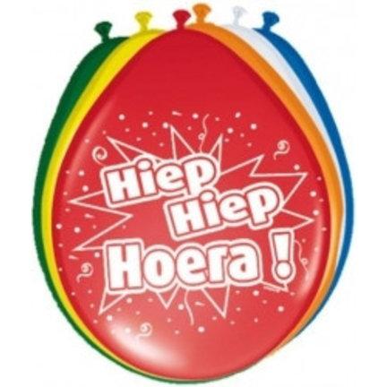 Goedkoop ballonnen Hiep Hiep Hoera online kopen