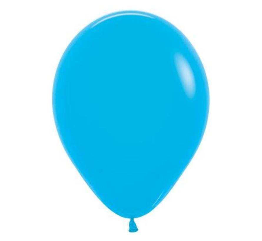 Lichtblauwe Ballonnen - 10 stuks