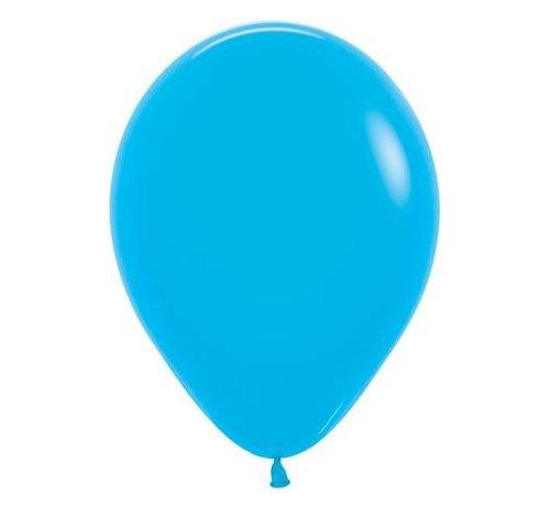 Lichtblauwe ballonnen