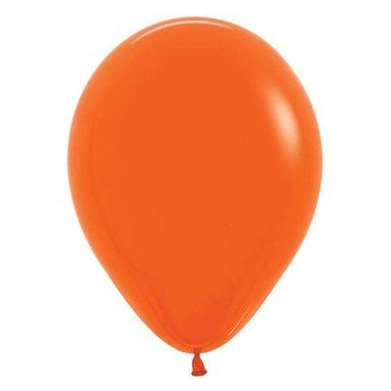 Goedkoop oranje ballonnen online kopen