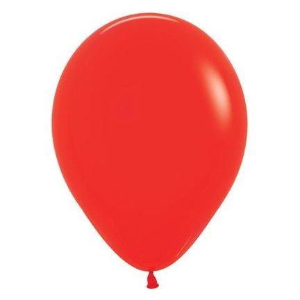 Goedkoop rode ballonnen online kopen