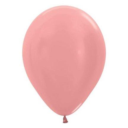 Rosé ballonnen