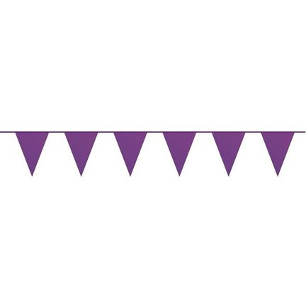 Goedkoop paarse vlaggetjes online kopen