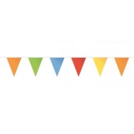 Goedkoop vlaggetjes multi-kleuren kopen
