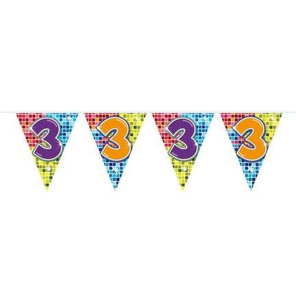 Goedkoop Vlaggetjes 3 jaar Online Kopen