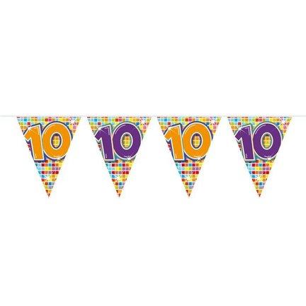 Goedkoop vlaggetjes 10 jaar online kopen