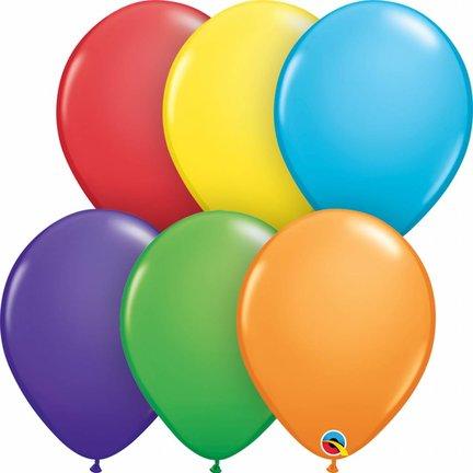 Goedkoop gekleurde ballonnen online kopen