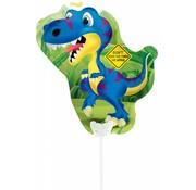 Ballonfiguur T-Rex