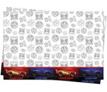 Disney Cars Legend Tafelkleed - 120x180cm