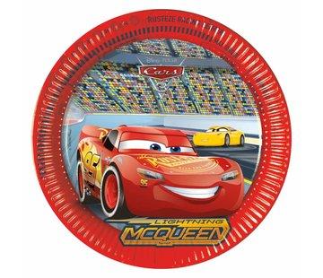 Disney Cars Bordjes - 8 stuks