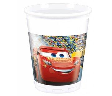 Disney Cars Bekers - 8 stuks